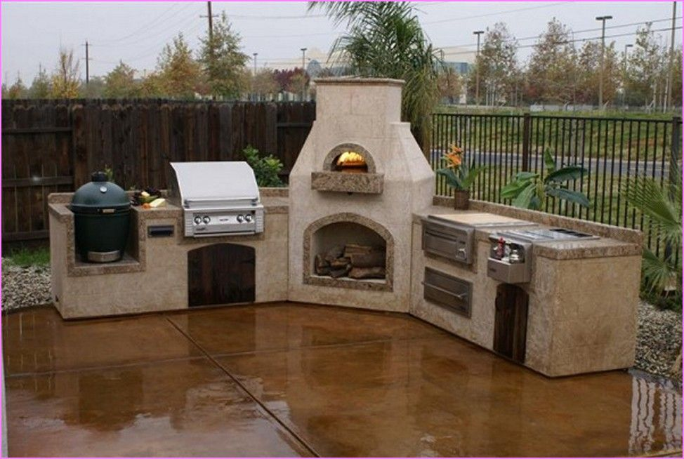 Pin By Lisa Seaman On Home Sweet Home Outdoor Kitchen Design Outdoor Kitchen Countertops Patio Kitchen