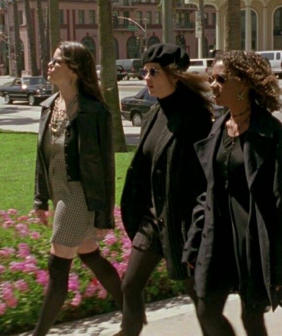 The Craft Bonnie Sarah And Rochelle Movie Fashion The Craft