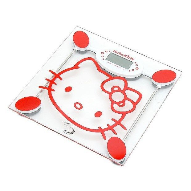 Hello Kitty scales