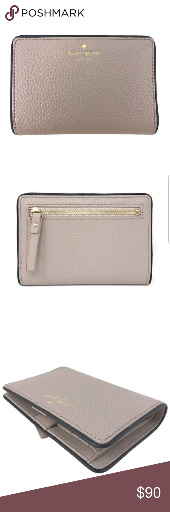 3d8d573aff47b NWT Kate Spade Tellie Chester Street Medium Wallet BRAND NEW WITH TAGS! KATE  SPADE NEW