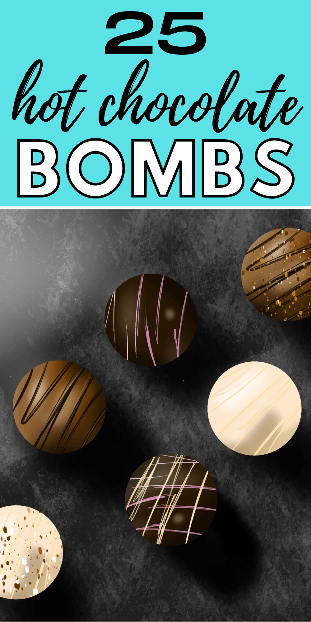 Hot Chocolate Bomb Flavors