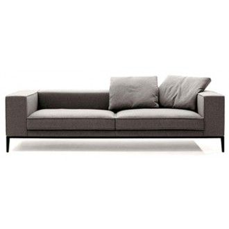 Antonio Citterio Ac Collection Smd Sofa With Images Sofa Furniture Sofa