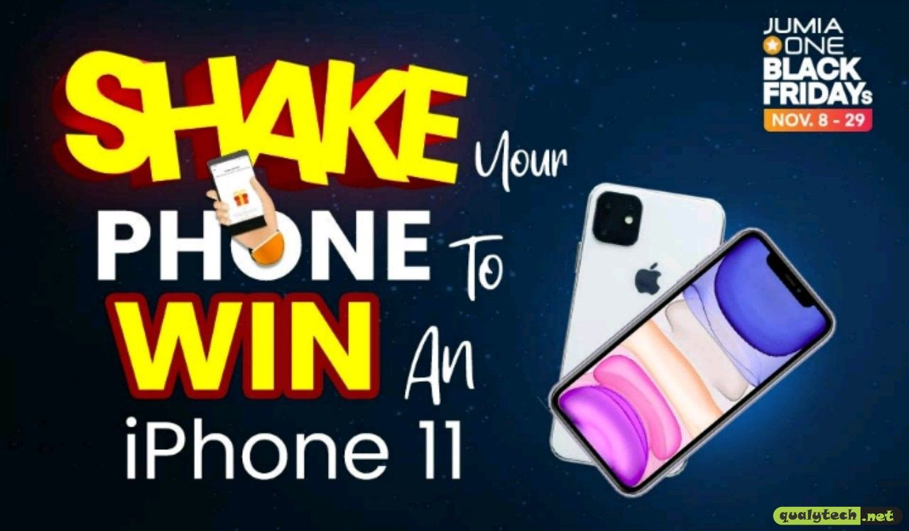 How To Win An Iphone 11 From Jumia For Free First Of All Download The Jumia One App On Your Smartphone Download Here S Iphone 11 Iphone Black Friday Phones