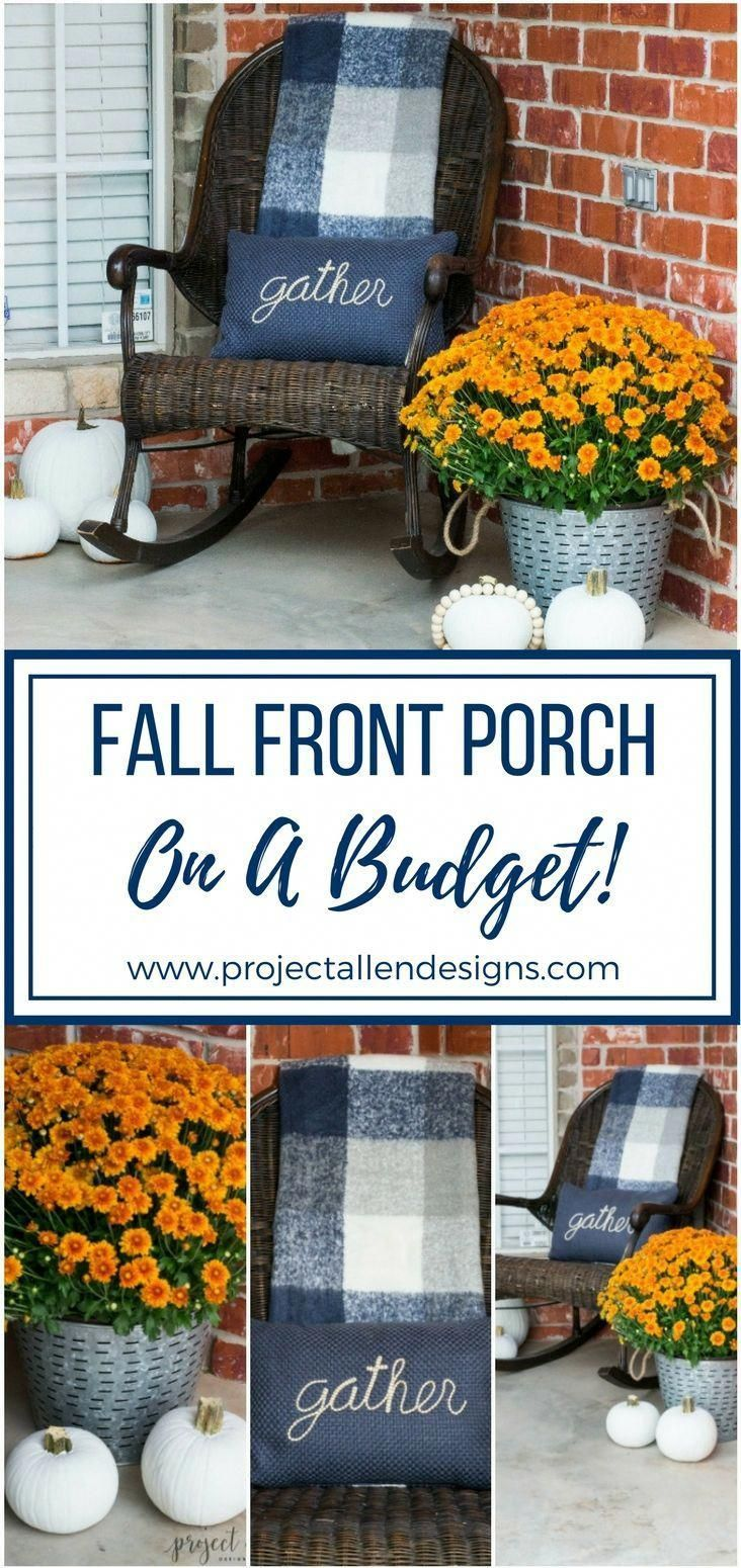 Create Fall Front Porch Envy with these tips and tricks to ...