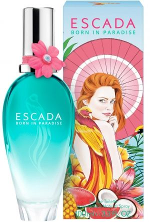 Born In Paradise The Captivating New Limited Edition Fragrance
