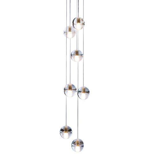147 seven pendant chandelier bocci pendant chandeliers 147 seven pendant chandelier bocci pendant chandeliers ylighting aloadofball Choice Image