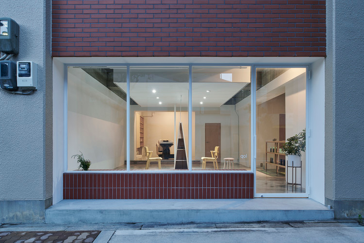 Qol Hair Salon Niimori Jamison Architects Yoneda Architect Atelier