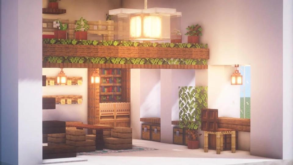 Indoor Garden Loft Minecraft Indoor Garden Who Has Neither
