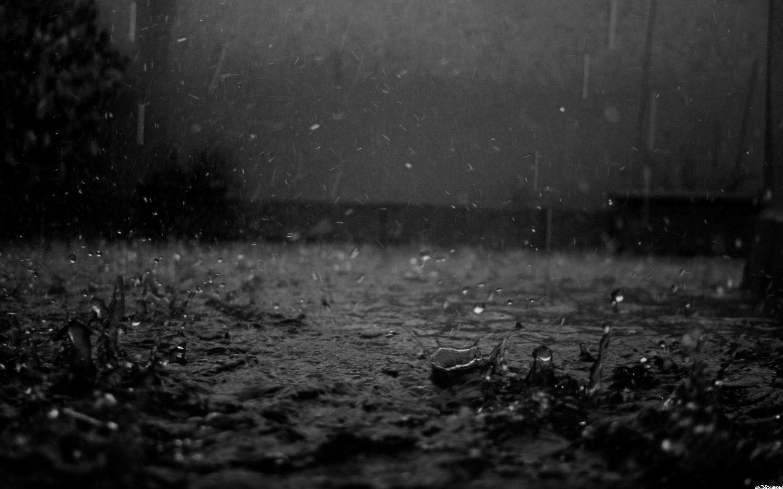 Wallpaper Hd For Rain Drops On Coffee Bean Widescreen Dark Rainy Pc Rain Wallpapers Hd