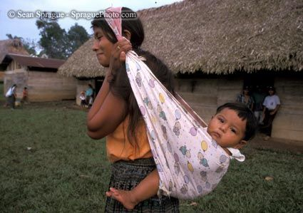 Google Image Result for http://www.spraguephoto.com/stock/images/5500_5999/5625%2520Women%2520-%2520Babies%2520Guatemala%2520Woman%2520carrying%2520baby%2520Laguna%2520village%2520Peten.jpg