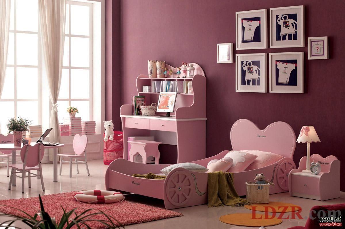 غرف نوم اطفال بنات جديده Children Bedrooms Girls New 2018 Girly Bedroom Colors Girl Bedroom Decor Pink Bedroom For Girls