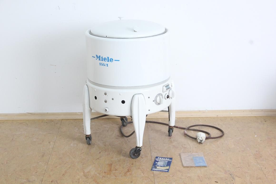 Miele waschmaschine prüfprogramm nutzen und betriebsstunden