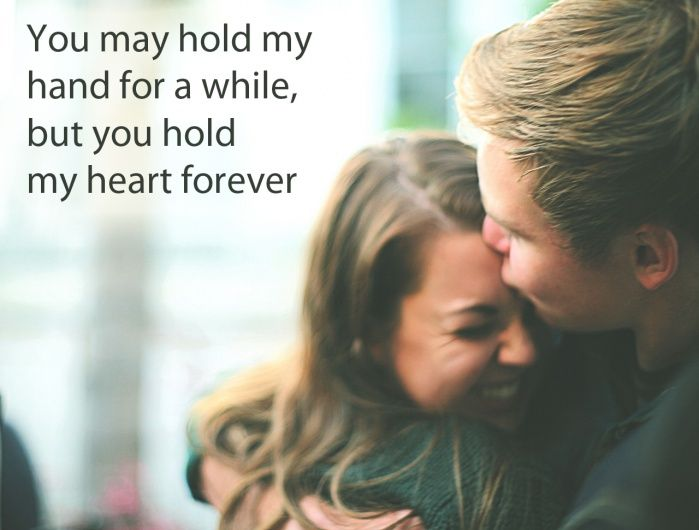 Hold My Hands Romantic Love Quotes For Him Love Love Quotes