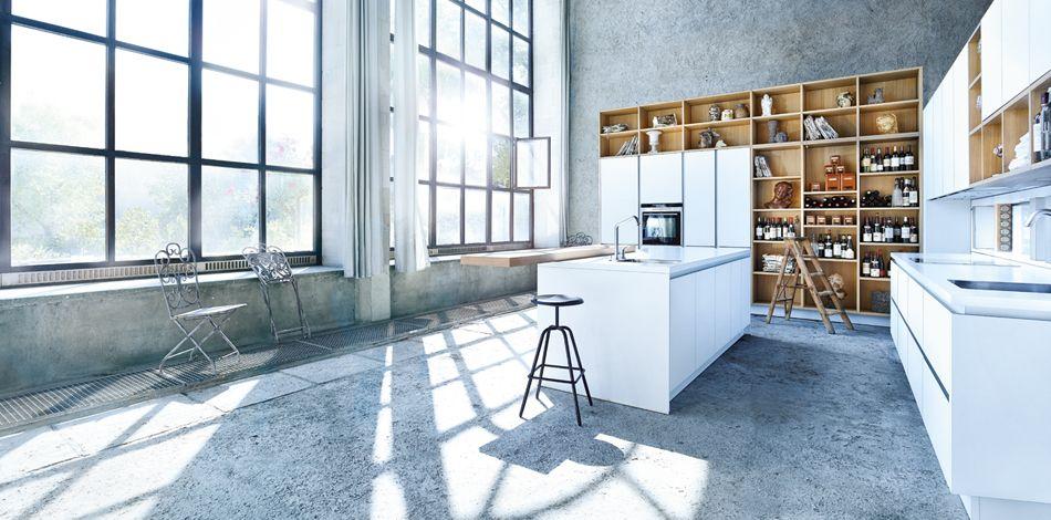 next125 - NX 902 Glas matt polarisweiß wohnen Pinterest