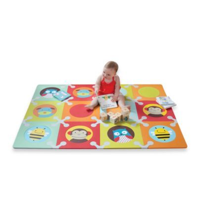 Skip Hop Floor Mat With Foam Tiles In Zoo Buybuybaby Com