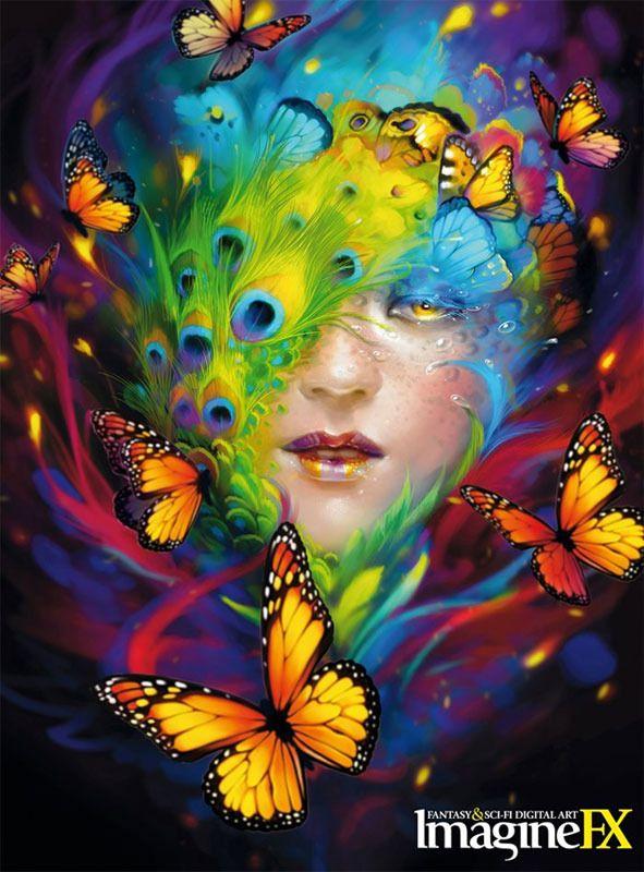 Surreal Fantasy Art | Alchemy Picture (2d, surrealism ...