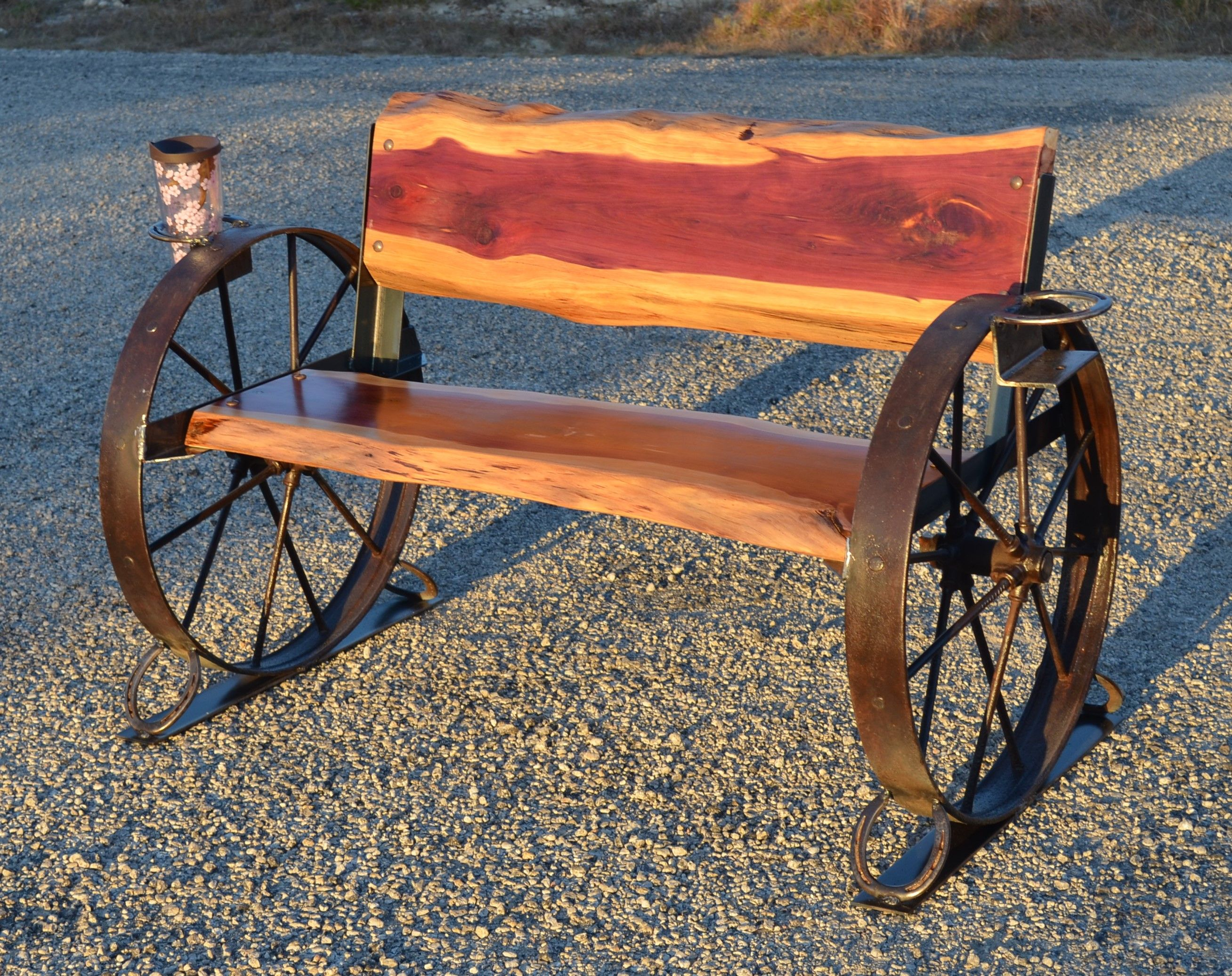 Benches Wagon Wheel Bench Wagon Wheel Decor Wheel Decor