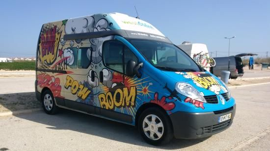Our Van Rv Camper Makeover Caravanas Y Viajes