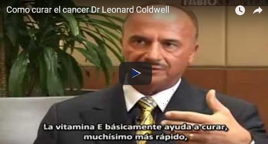 TU SALUD Y BIENESTAR : Dr. Coldwell Cualquier tipo de CÁNCER se puede cur...