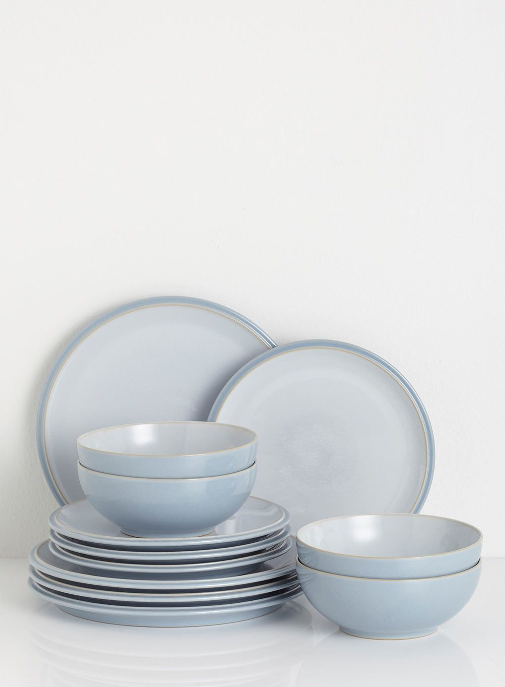 Pale blue Denby everyday 12 piece dinnerset | Besteku0026servies ... Pale Blue Denby Everyday 12 Piece Dinnerset Bestek Servies & Marvelous Denby Everyday Teal Ideas - Best Image Engine - maxledpro.com