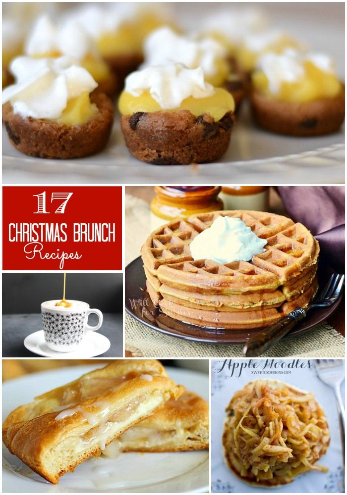 great ideas 17 christmas brunch recipes