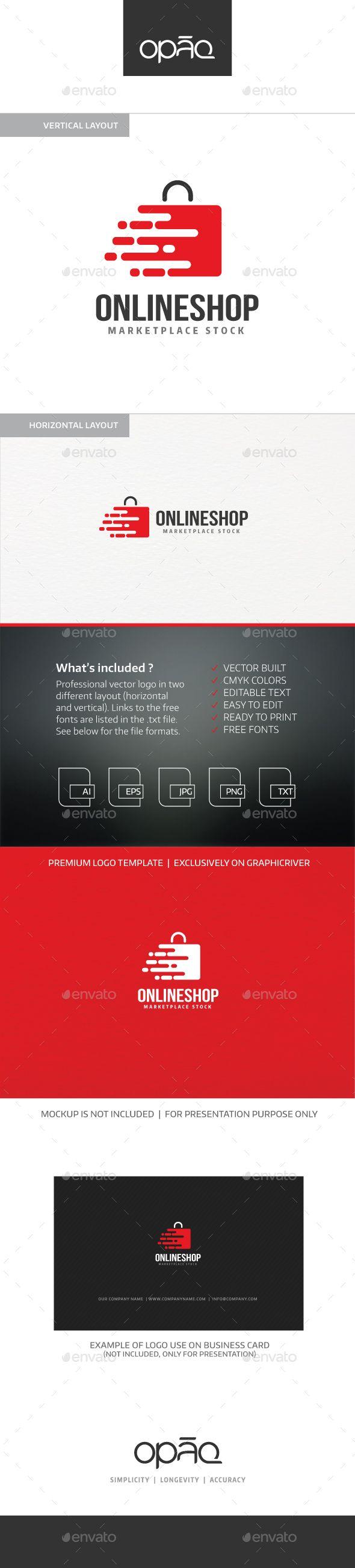 Online Shop Logo Suitcase Briefcase Download Https