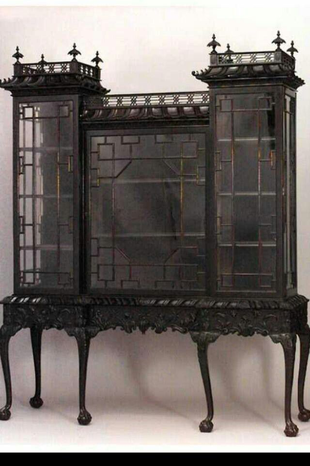 Gothic Cabinet Gothic Furniture Gothic Home Decor Gothic House