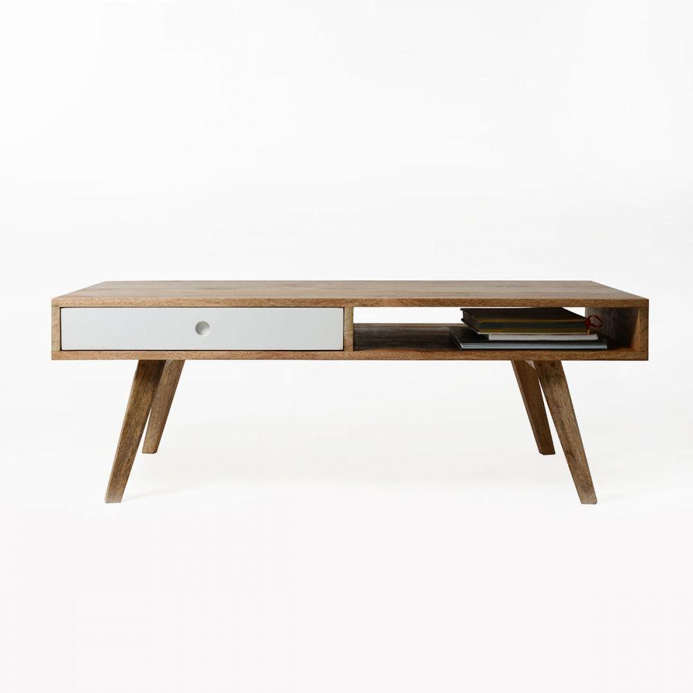 table basse bois massif artiq scandinave en 2018 d co scandinave pinterest table basse. Black Bedroom Furniture Sets. Home Design Ideas