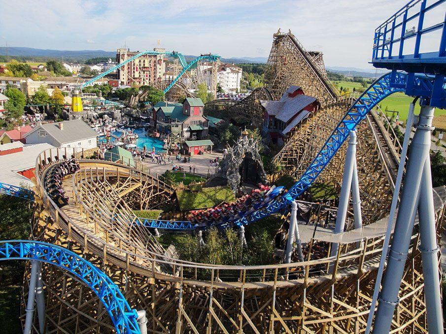 25 Amazing Theme Parks In The World 2016 Roundpulse Best Amusement Parks Europa Park Rust Adventure Park