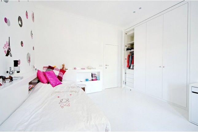 Chambre à coucher - dressing et aménagement complet