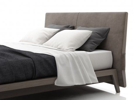 Best Ipanema Bed 3D Model By Design Connected Bed Furniture 640 x 480
