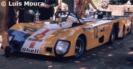 Claude Swietlik Lola T290 Ford Ecurie Bonnier Vila Real