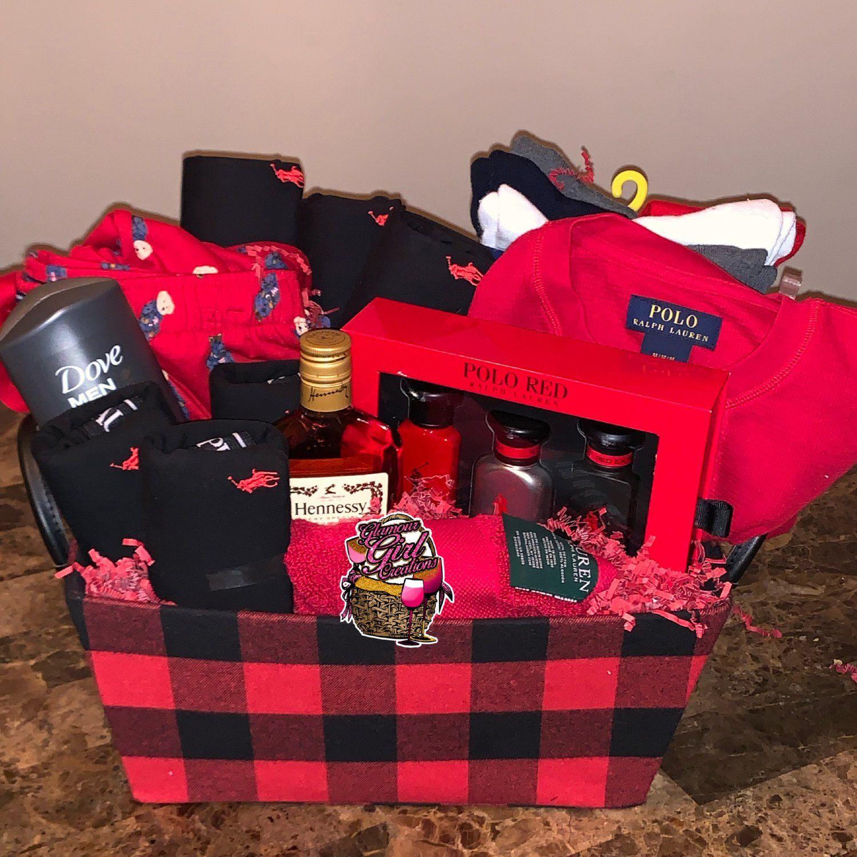 Large Valentine Gift Day Basket