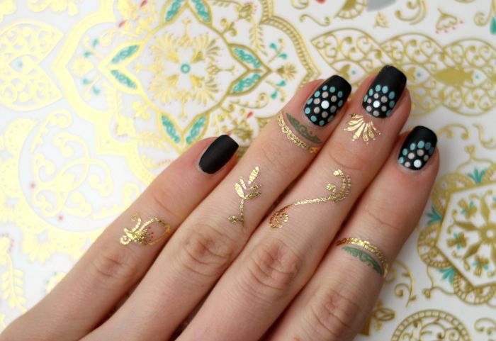 Nailart Flashtattoos