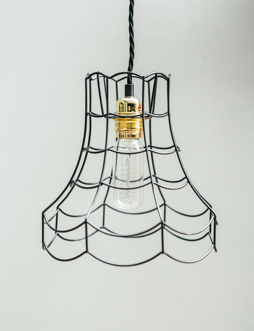 Vintage Wire Lamp Shade | Lighting | Pinterest | Vintage, Lampshades ...