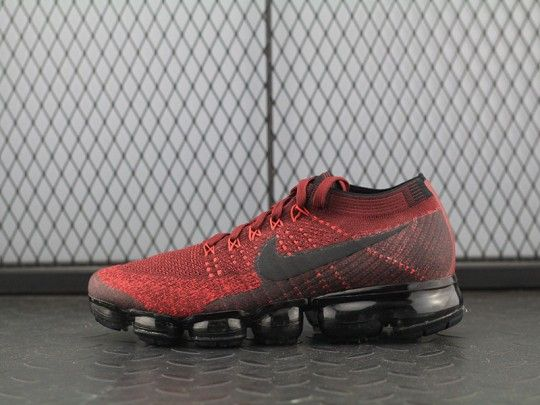 "NIKE AIR VAPORMAX FLYKNIT ""DEEP RED"" 849558-601  4f71ba3e2d"