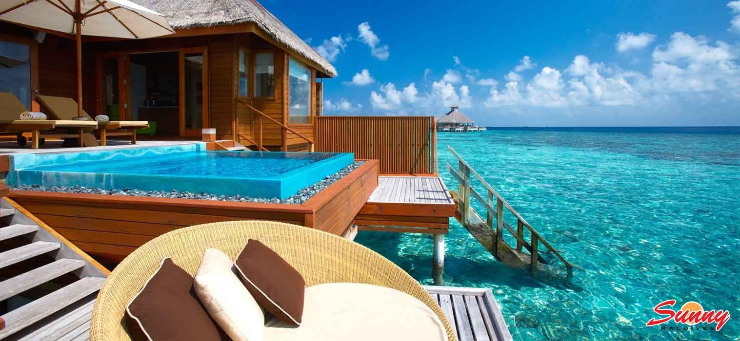 Huvafen Fushi Maldives Resort Luxury Honeymoon Hotel Booking Price