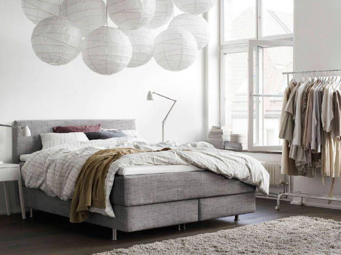 40 idées déco pour la chambre - Elle Décoration | Luminaires ...