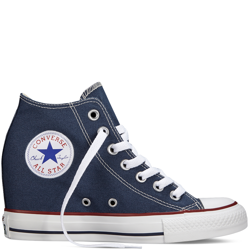9bc0ef408baf Chuck Taylor All Star Lux Wedge - Converse