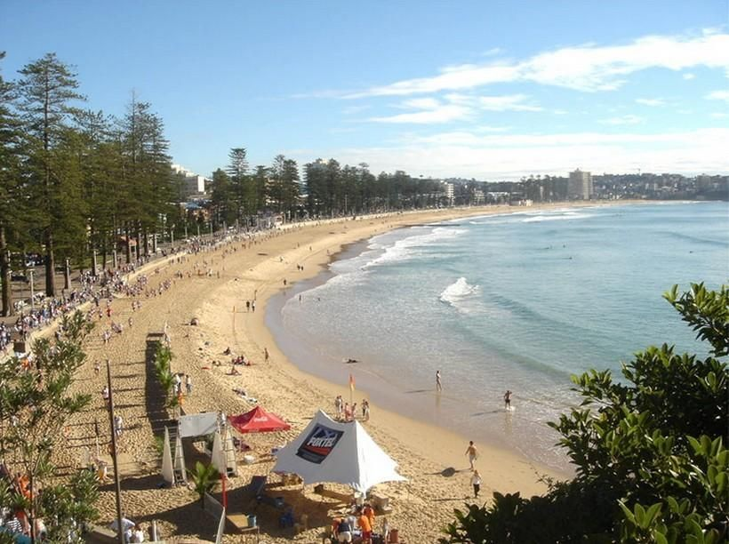 Sydney Manly Beach House Hotel Australia Pacific Ocean And The 3 Star
