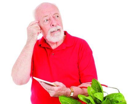 Deterioração da memória pode estar associada a falta de proteína