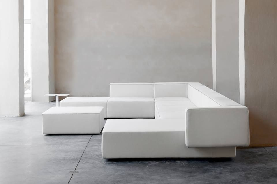 STEP sofa by Vincent Van Duysen for VICCARBE.