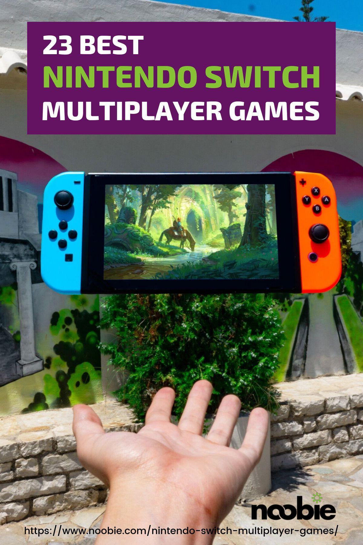 23 Best Nintendo Switch Multiplayer Games Noobie Multiplayer Games Nintendo Switch System Nintendo Switch
