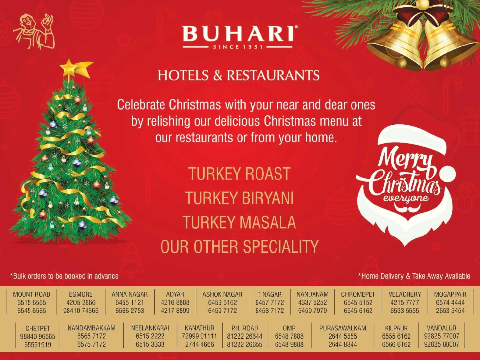 Buhari Hotels And Restaurants Ad The Hindu Chennai Check Out More Hotels Restaurants Advertisement Advertisement Collection Restaurant Ad Restaurant Hotel