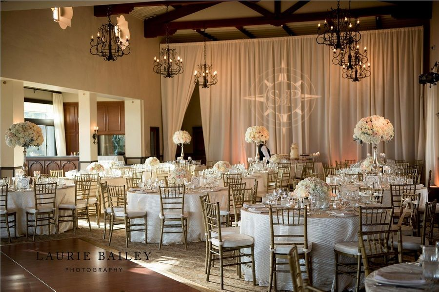 Bel Air Bay Club Wedding D Wall With Opening