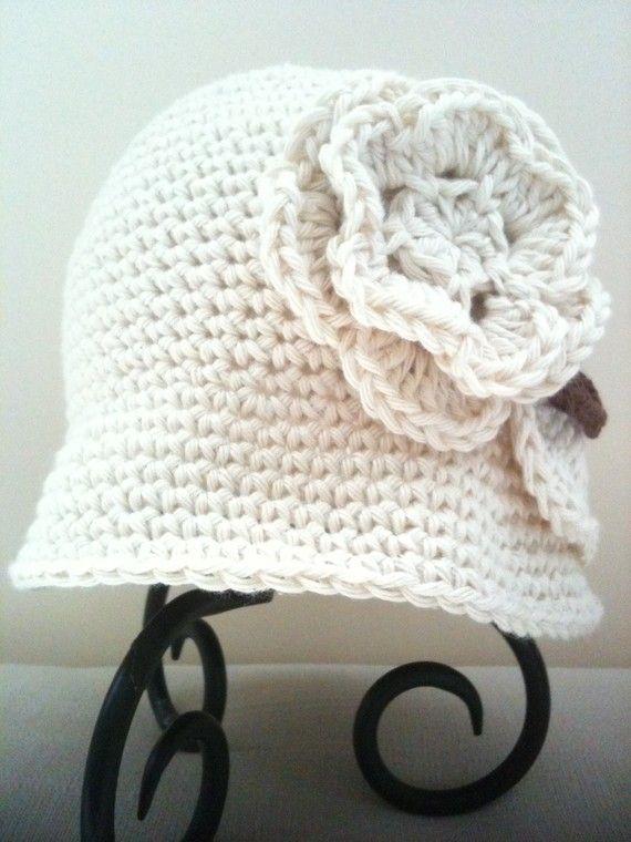 PATRÓN de CROCHET: Ganchillo clásico sombrero por taffertydesigns ...