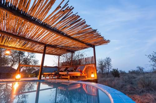 Africa on Foot Klaserie Private Nature Reserve Africa on Foot is located in Klaserie Private Nature Reserve. The rustic-style camp features thatched chalet accommodation, a bar and a viewing deck with splash pool and sun loungers.