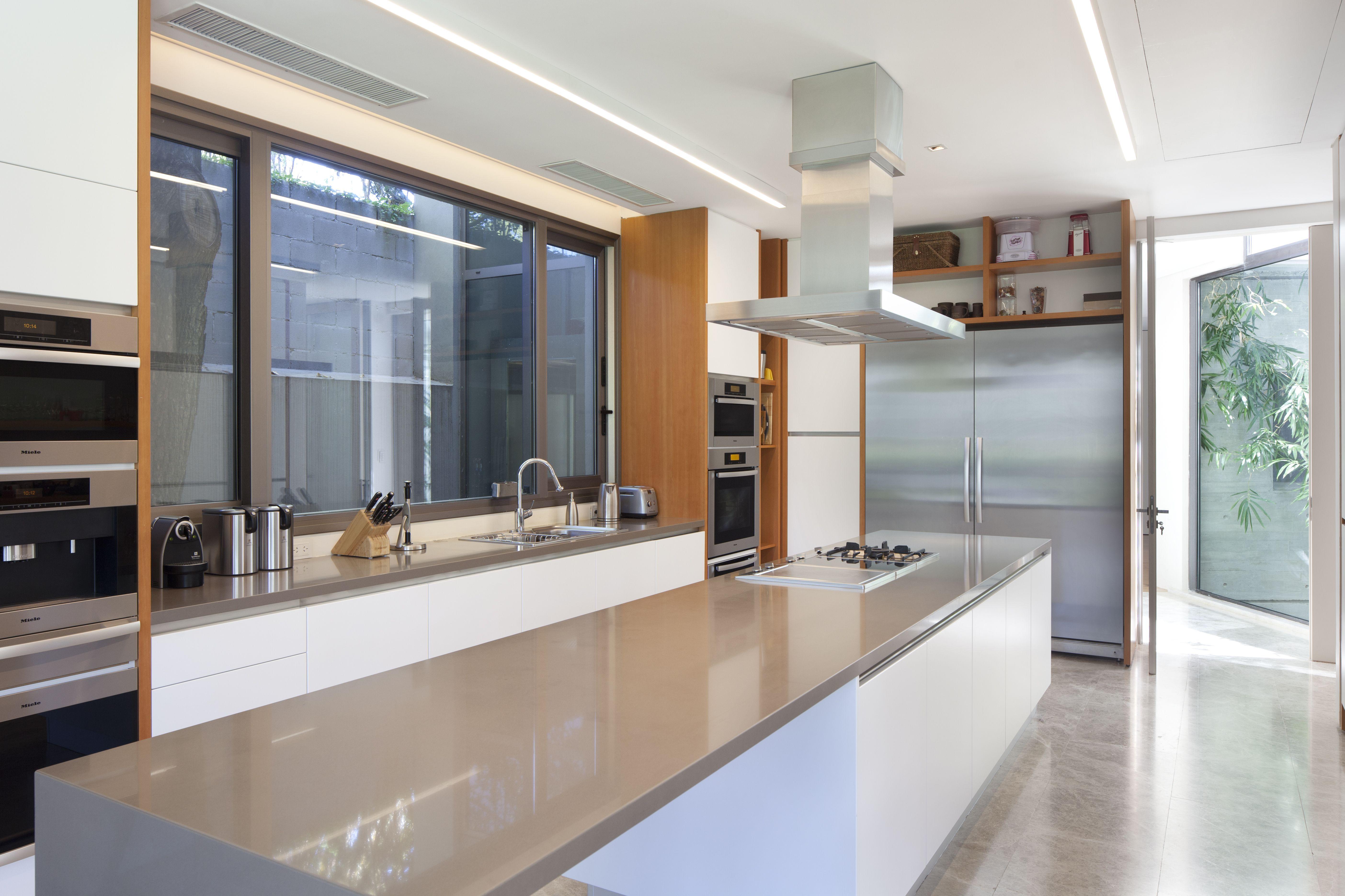 Cocina - Casa Acassuso - REMY Arquitectos | Dream House Ideas ...