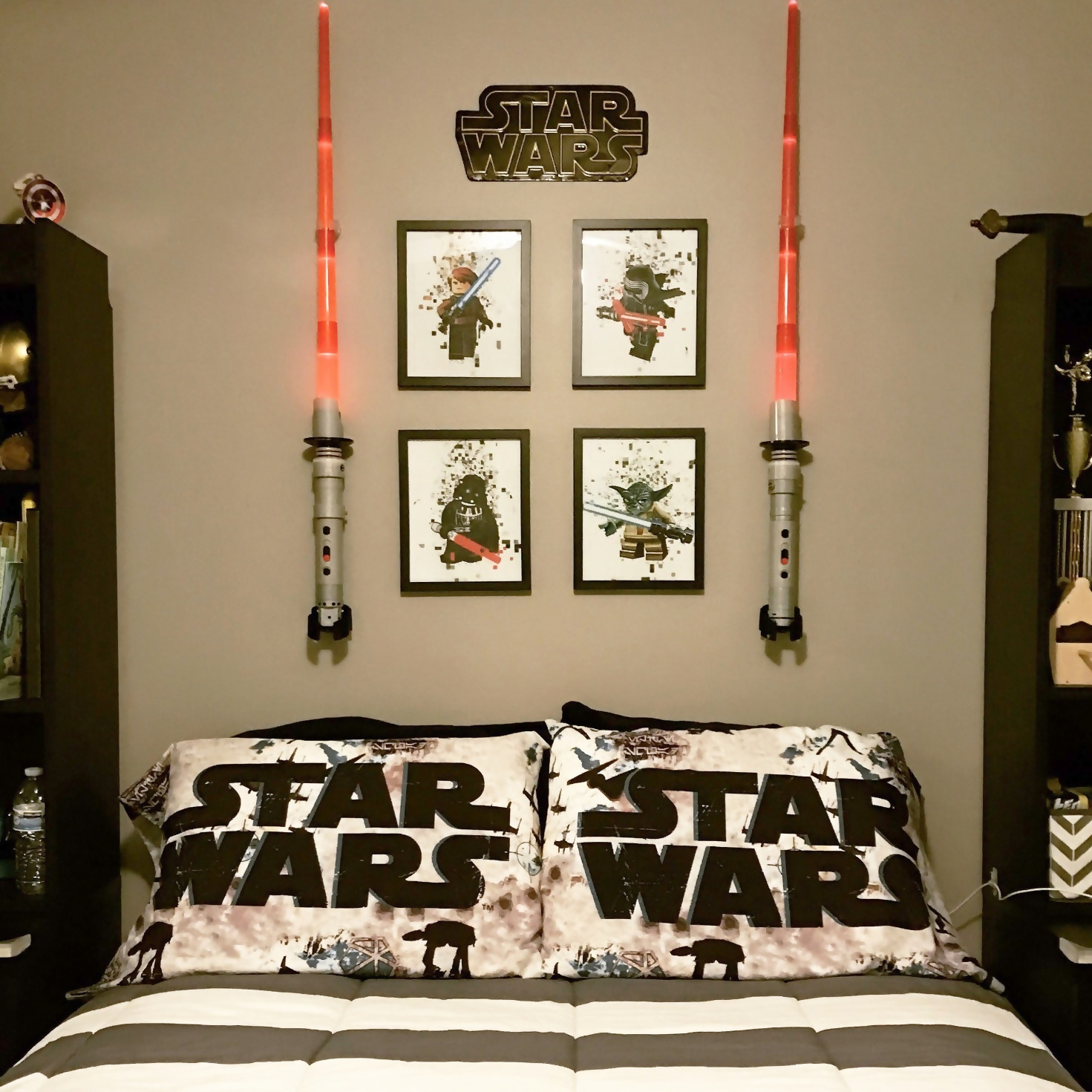 Cool Star Wars Bedroom Decor Ideas Star Wars Bedroom Star Wars Bedroom Decor Star Wars Room Decor