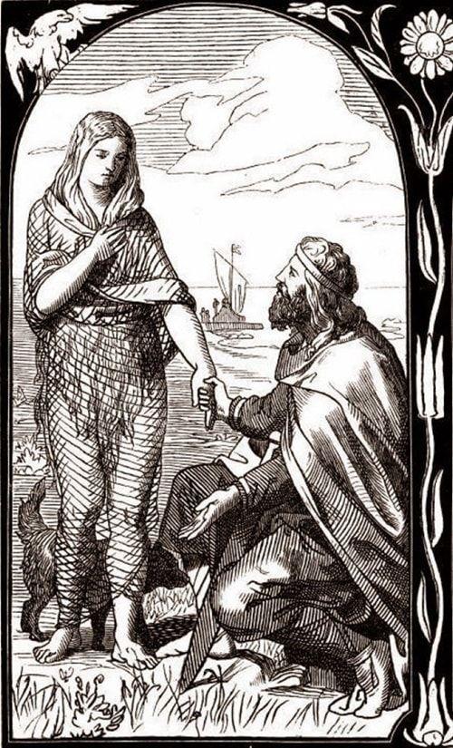 Lagertha Historia